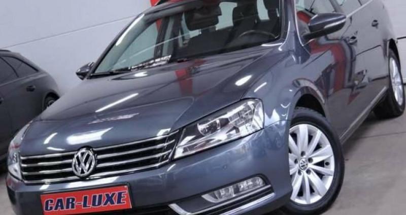 Volkswagen Passat V 1.6 CR TDI CONFORTLINE 1O5CV GPS CLIM Gris occasion à Sombreffe