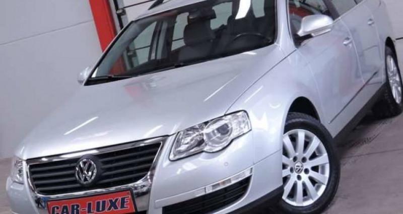 Volkswagen Passat V 1.6 TDI 1O5CV BLUEMOTION GRAND GPS CLIM JANTES Gris occasion à Sombreffe