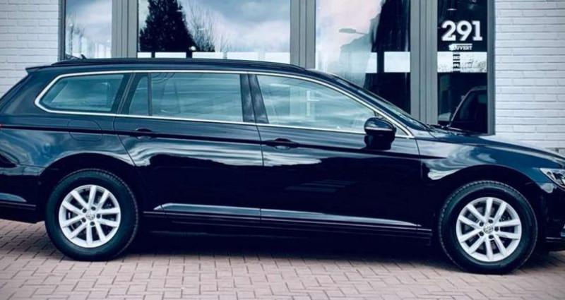 Volkswagen Passat V 1.6 TDi DSG - GPS - Ergo Confort - Radar AV&AR Noir occasion à Châtelet - photo n°2