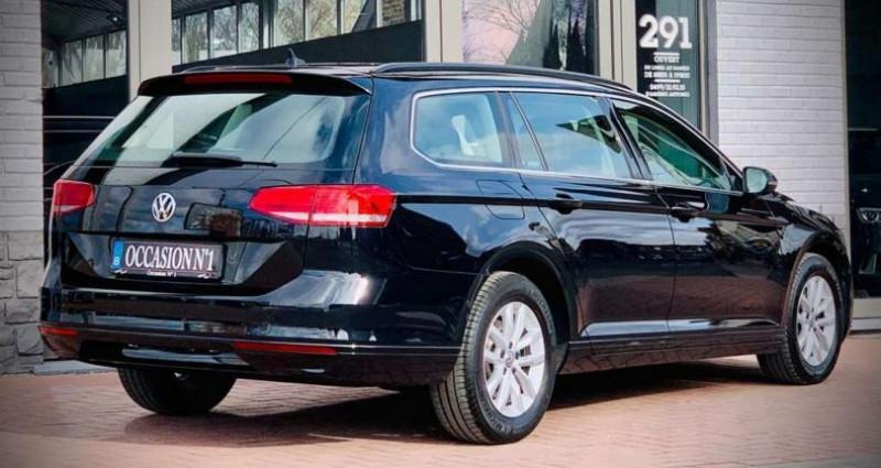 Volkswagen Passat V 1.6 TDi DSG - GPS - Ergo Confort - Radar AV&AR Noir occasion à Châtelet - photo n°4