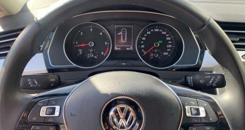Volkswagen Passat V 1.6 TDi DSG - GPS - Ergo Confort - Radar AV&AR Noir occasion à Châtelet - photo n°5