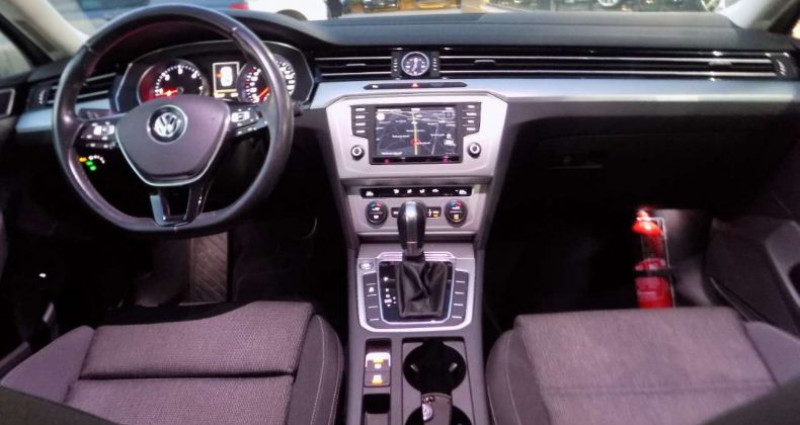 Volkswagen Passat V 2.0 CR TDi 150PK COMFORTL - DSG - CAMERA - TREKHAAK Gris occasion à Hooglede - photo n°5