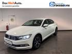 Volkswagen Passat VII Passat 1.6 TDI 120 BMT Connect 4p Blanc à Seynod 74