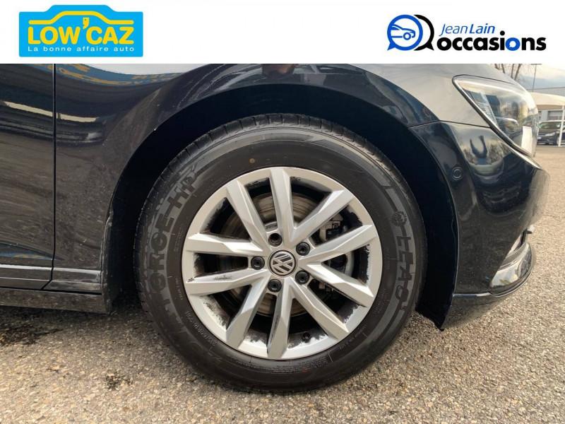 Volkswagen Passat VII Passat 1.6 TDI 120 BMT DSG7 Confortline 4p Noir occasion à La Ravoire - photo n°9