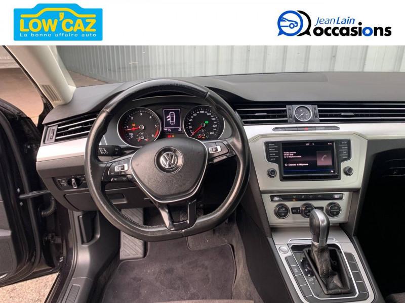 Volkswagen Passat VII Passat 1.6 TDI 120 BMT DSG7 Confortline 4p Noir occasion à La Ravoire - photo n°18