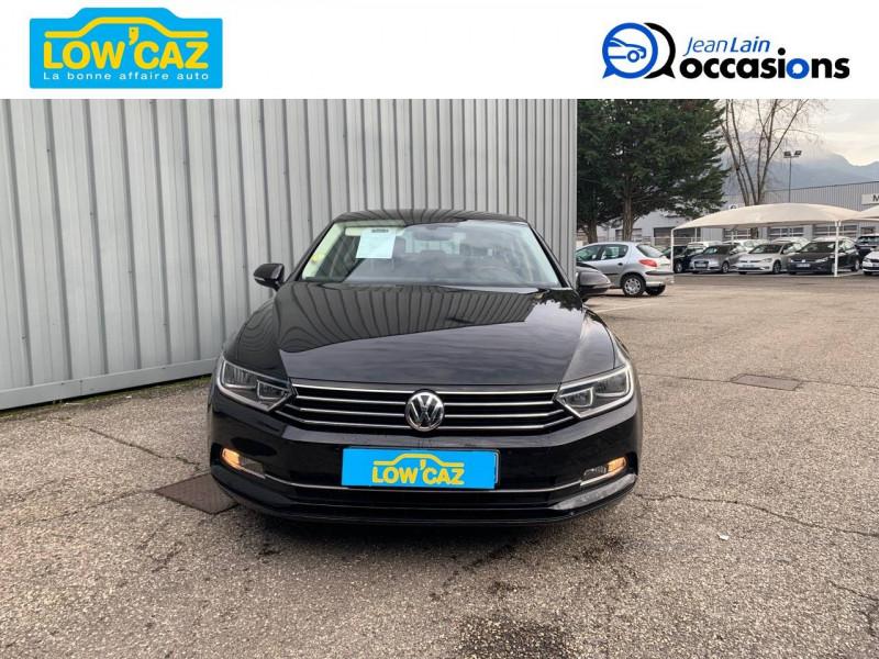 Volkswagen Passat VII Passat 1.6 TDI 120 BMT DSG7 Confortline 4p Noir occasion à La Ravoire - photo n°2