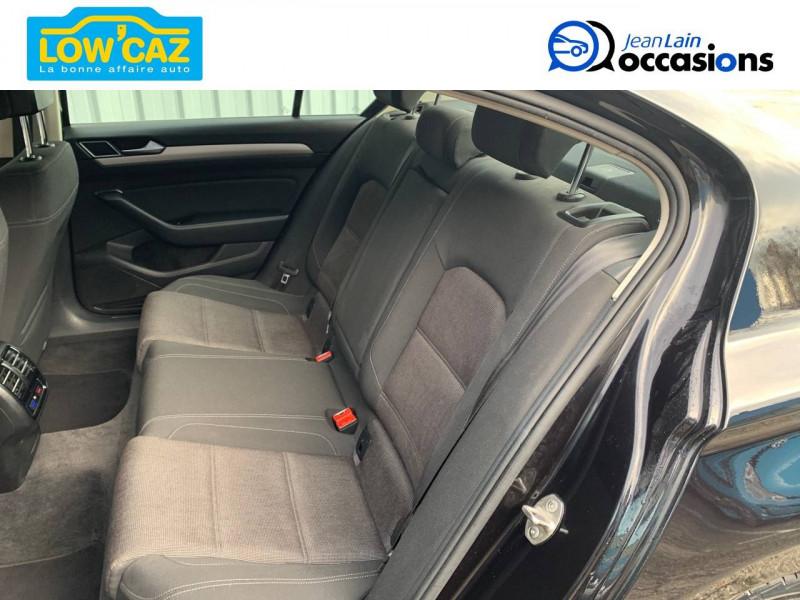 Volkswagen Passat VII Passat 1.6 TDI 120 BMT DSG7 Confortline 4p Noir occasion à La Ravoire - photo n°17