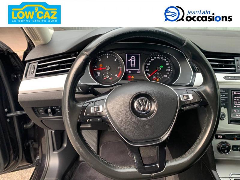 Volkswagen Passat VII Passat 1.6 TDI 120 BMT DSG7 Confortline 4p Noir occasion à La Ravoire - photo n°12