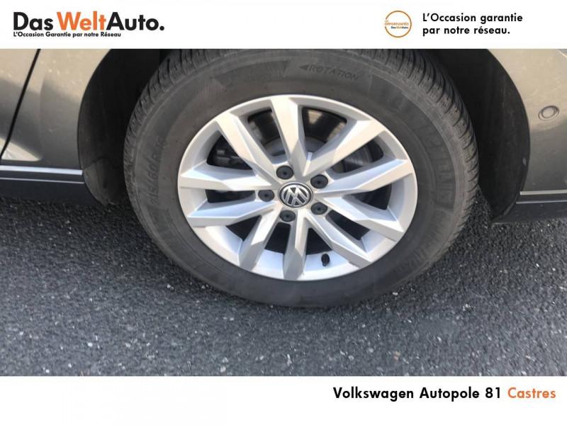 Volkswagen Passat VII Passat 1.6 TDI 120 BMT DSG7 Confortline Business 4p Gris occasion à Castres - photo n°5