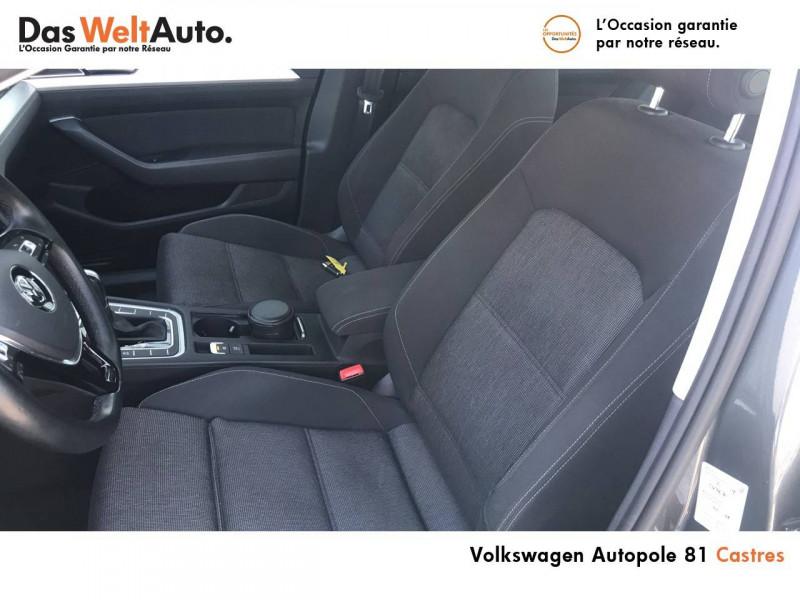 Volkswagen Passat VII Passat 1.6 TDI 120 BMT DSG7 Confortline Business 4p Gris occasion à Castres - photo n°6