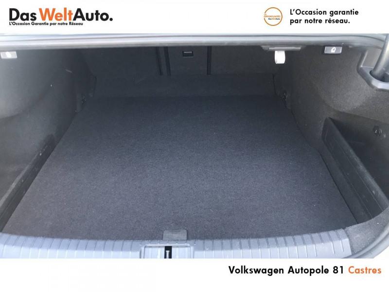 Volkswagen Passat VII Passat 1.6 TDI 120 BMT DSG7 Confortline Business 4p Gris occasion à Castres - photo n°10