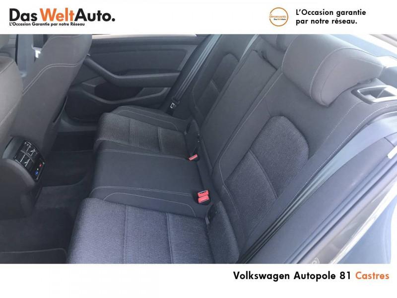 Volkswagen Passat VII Passat 1.6 TDI 120 BMT DSG7 Confortline Business 4p Gris occasion à Castres - photo n°8