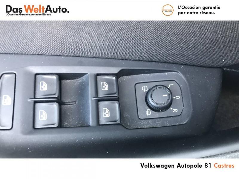 Volkswagen Passat VII Passat 1.6 TDI 120 BMT DSG7 Confortline Business 4p Gris occasion à Castres - photo n°11