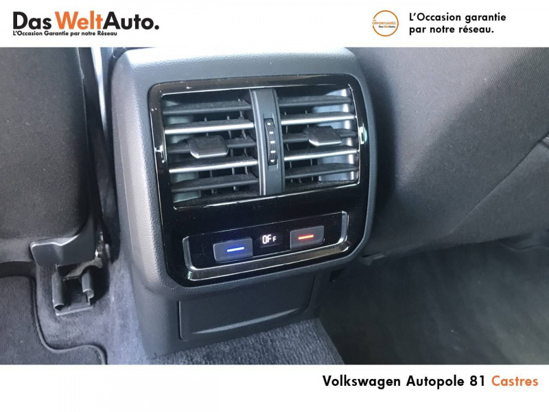 Volkswagen Passat VII Passat 1.6 TDI 120 BMT DSG7 Confortline Business 4p Gris occasion à Castres - photo n°9