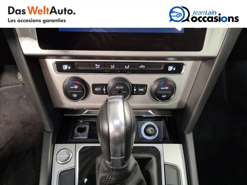 Volkswagen Passat VII Passat 1.6 TDI 120 DSG7 Confortline 4p Noir occasion à Seynod - photo n°14