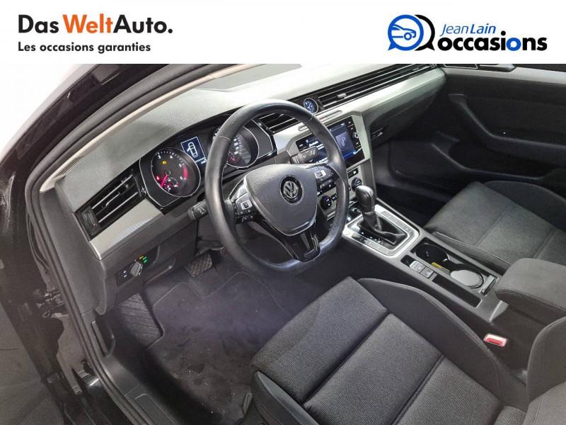 Volkswagen Passat VII Passat 1.6 TDI 120 DSG7 Confortline 4p Noir occasion à Seynod - photo n°11