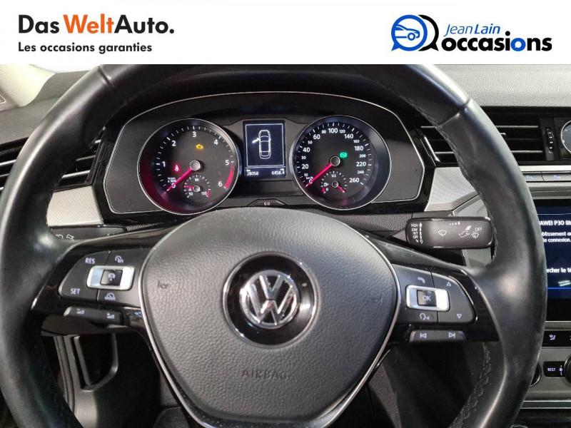 Volkswagen Passat VII Passat 1.6 TDI 120 DSG7 Confortline 4p Noir occasion à Seynod - photo n°12