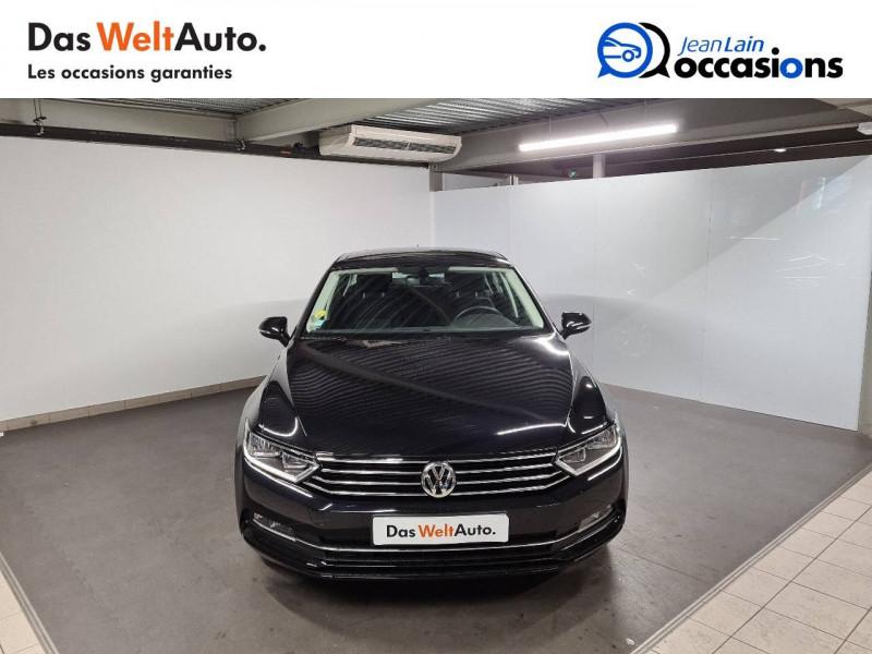Volkswagen Passat VII Passat 1.6 TDI 120 DSG7 Confortline 4p Noir occasion à Seynod - photo n°2