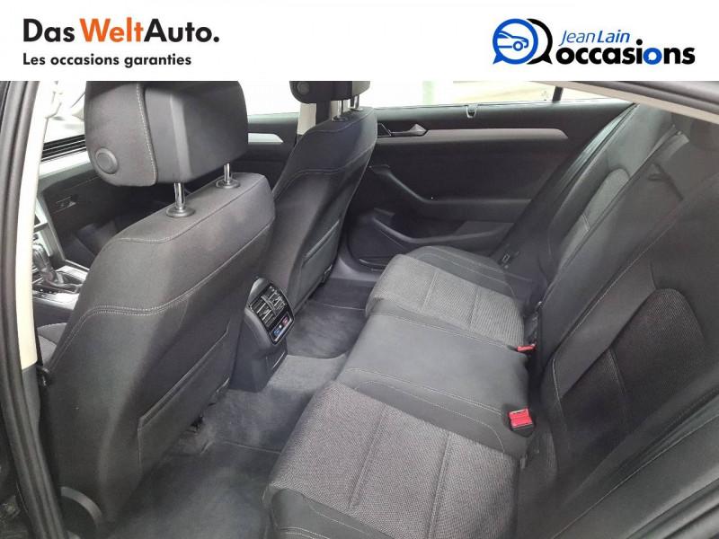 Volkswagen Passat VII Passat 1.6 TDI 120 DSG7 Confortline 4p Noir occasion à Seynod - photo n°17