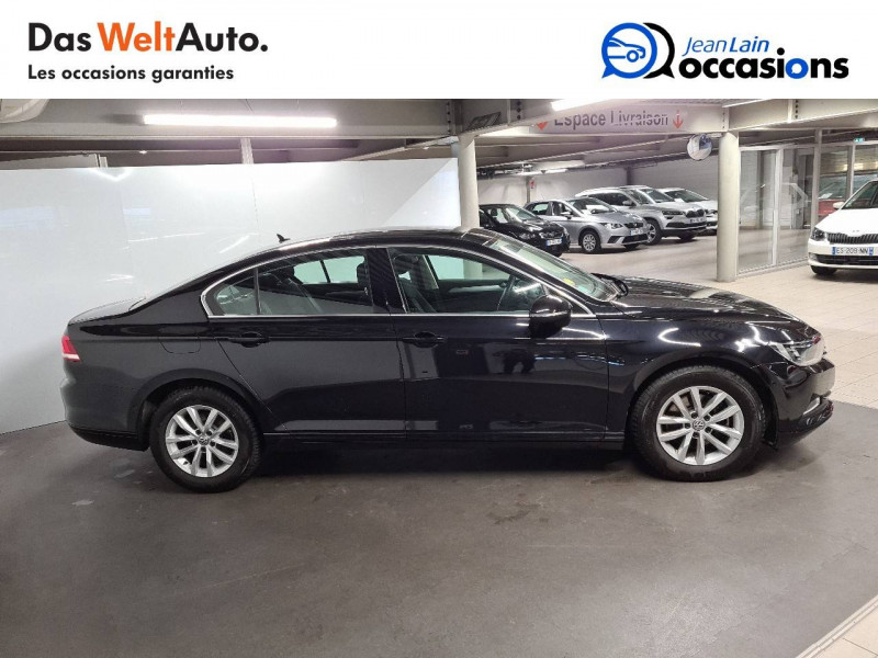Volkswagen Passat VII Passat 1.6 TDI 120 DSG7 Confortline 4p Noir occasion à Seynod - photo n°4