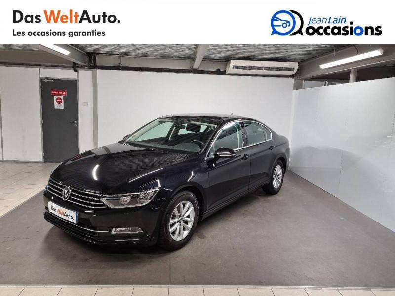 Volkswagen Passat VII Passat 1.6 TDI 120 DSG7 Confortline 4p Noir occasion à Seynod