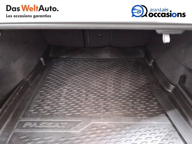 Volkswagen Passat VII Passat 1.6 TDI 120 DSG7 Confortline 4p Noir occasion à Seynod - photo n°10