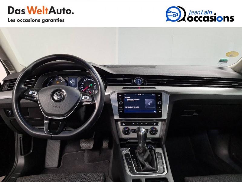 Volkswagen Passat VII Passat 1.6 TDI 120 DSG7 Confortline 4p Noir occasion à Seynod - photo n°18