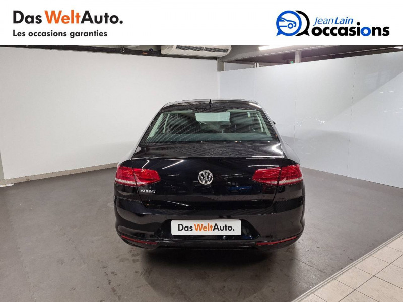 Volkswagen Passat VII Passat 1.6 TDI 120 DSG7 Confortline 4p Noir occasion à Seynod - photo n°6