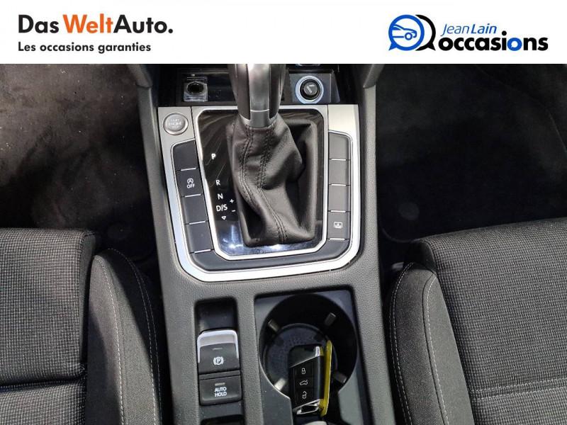 Volkswagen Passat VII Passat 1.6 TDI 120 DSG7 Confortline 4p Noir occasion à Seynod - photo n°13