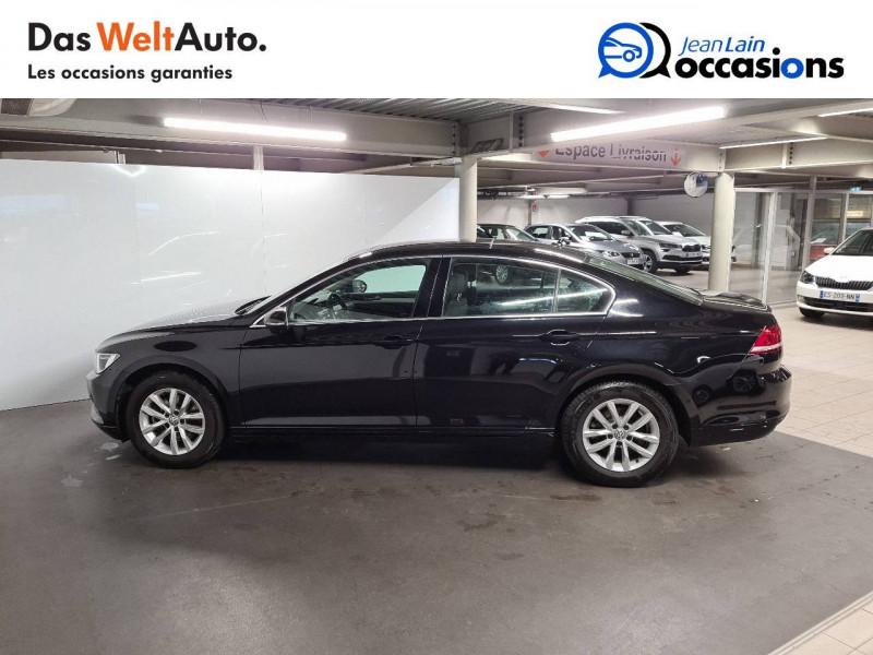Volkswagen Passat VII Passat 1.6 TDI 120 DSG7 Confortline 4p Noir occasion à Seynod - photo n°8