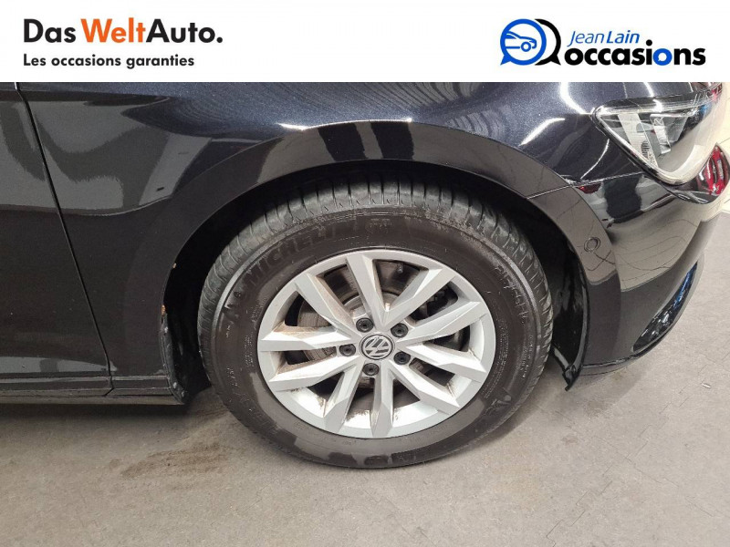 Volkswagen Passat VII Passat 1.6 TDI 120 DSG7 Confortline 4p Noir occasion à Seynod - photo n°9