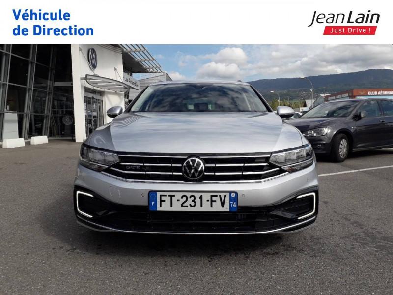 Volkswagen Passat VII Passat SW 1.4 TSI Hybride Rechargeable DSG6 GTE 5p Argent occasion à Ville-la-Grand - photo n°2