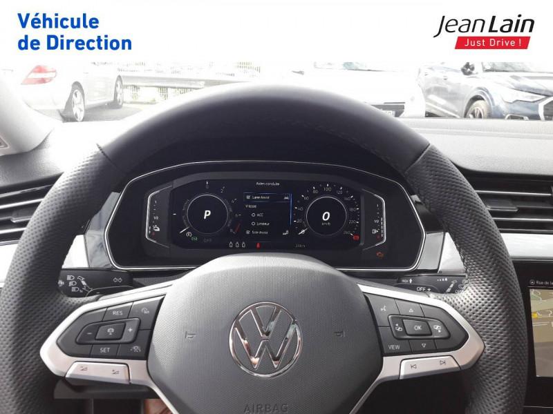 Volkswagen Passat VII Passat SW 1.4 TSI Hybride Rechargeable DSG6 GTE 5p Argent occasion à Ville-la-Grand - photo n°12