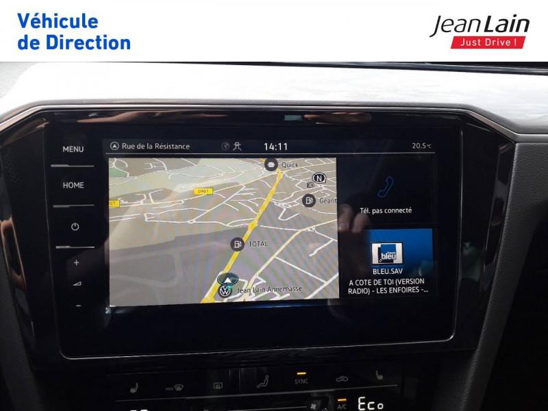 Volkswagen Passat VII Passat SW 1.4 TSI Hybride Rechargeable DSG6 GTE 5p Argent occasion à Ville-la-Grand - photo n°15