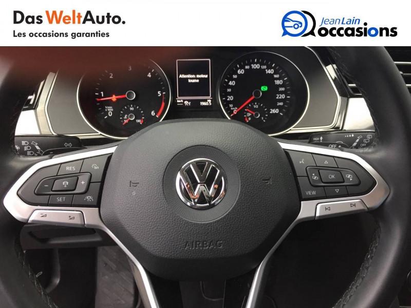 Volkswagen Passat VII Passat SW 1.6 TDI 120 DSG7 Business 5p Gris occasion à Annemasse - photo n°12