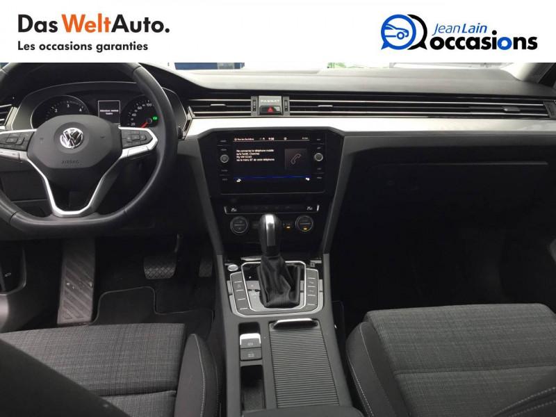 Volkswagen Passat VII Passat SW 1.6 TDI 120 DSG7 Business 5p Gris occasion à Annemasse - photo n°18