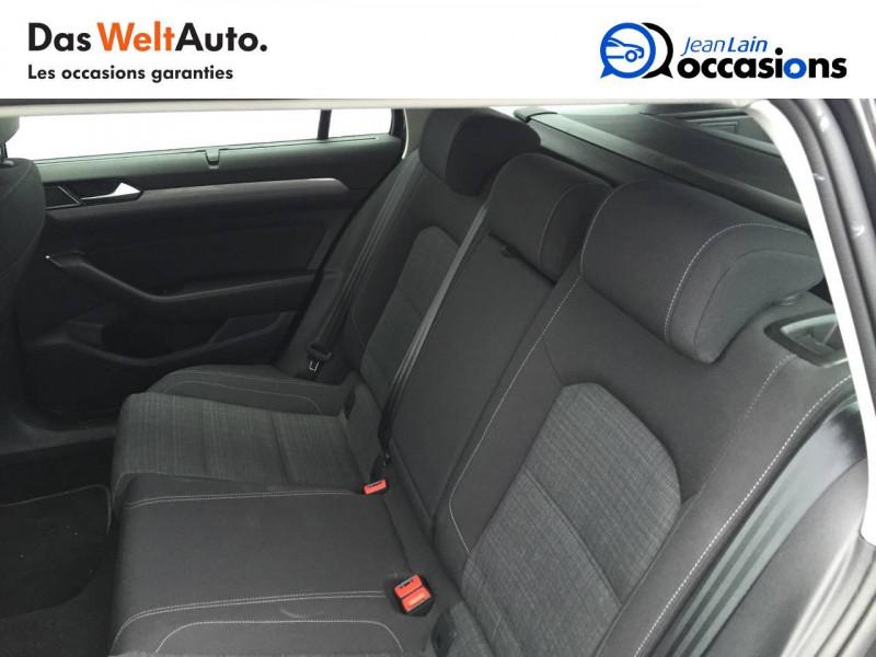 Volkswagen Passat VII Passat SW 1.6 TDI 120 DSG7 Business 5p Gris occasion à Annemasse - photo n°17