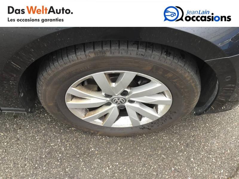 Volkswagen Passat VII Passat SW 1.6 TDI 120 DSG7 Business 5p Gris occasion à Annemasse - photo n°9