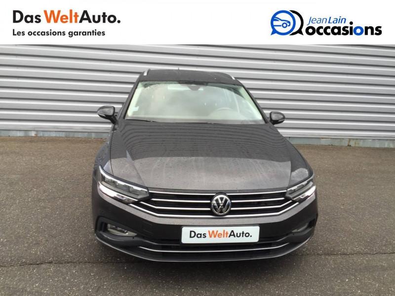 Volkswagen Passat VII Passat SW 1.6 TDI 120 DSG7 Business 5p Gris occasion à Annemasse - photo n°2