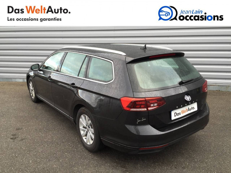 Volkswagen Passat VII Passat SW 1.6 TDI 120 DSG7 Business 5p Gris occasion à Annemasse - photo n°7
