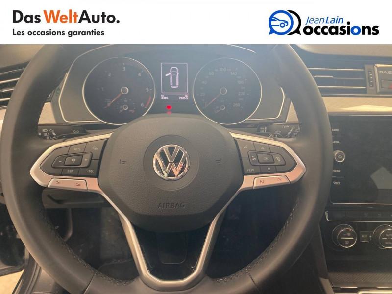 Volkswagen Passat VII Passat SW 1.6 TDI 120 DSG7 Business 5p Gris occasion à Seyssinet-Pariset - photo n°11