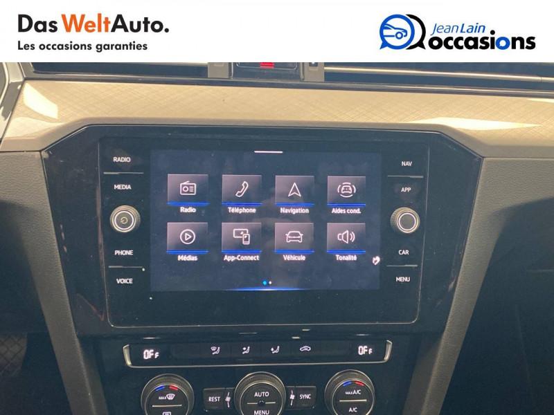 Volkswagen Passat VII Passat SW 1.6 TDI 120 DSG7 Business 5p Gris occasion à Annemasse - photo n°16