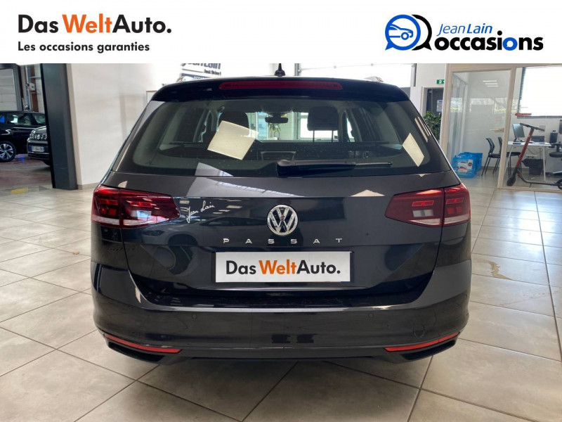 Volkswagen Passat VII Passat SW 1.6 TDI 120 DSG7 Business 5p Gris occasion à Annemasse - photo n°6