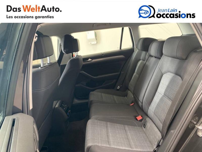Volkswagen Passat VII Passat SW 1.6 TDI 120 DSG7 Business 5p Gris occasion à Seyssinet-Pariset - photo n°16