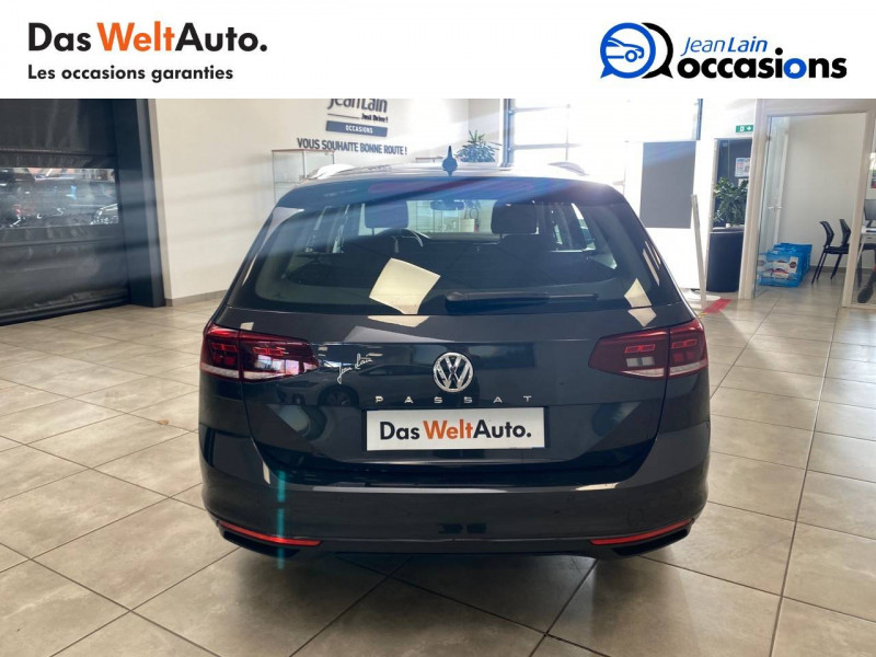 Volkswagen Passat VII Passat SW 1.6 TDI 120 DSG7 Business 5p Gris occasion à Seyssinet-Pariset - photo n°6
