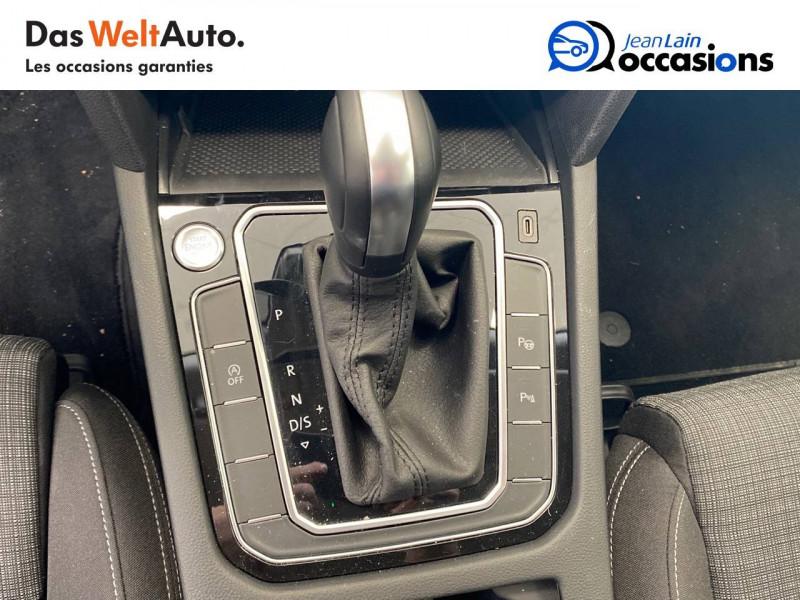 Volkswagen Passat VII Passat SW 1.6 TDI 120 DSG7 Business 5p Gris occasion à Annemasse - photo n°13