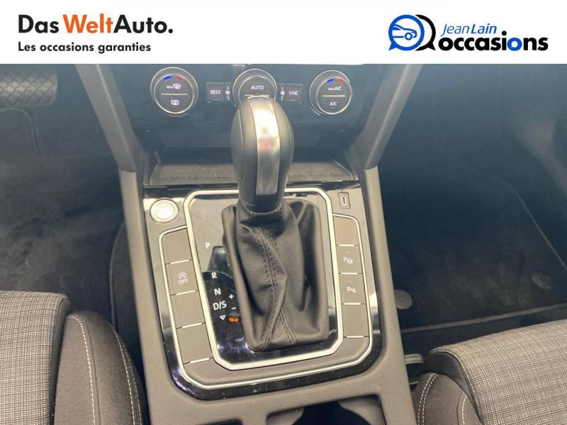 Volkswagen Passat VII Passat SW 1.6 TDI 120 DSG7 Business 5p Gris occasion à Seyssinet-Pariset - photo n°12