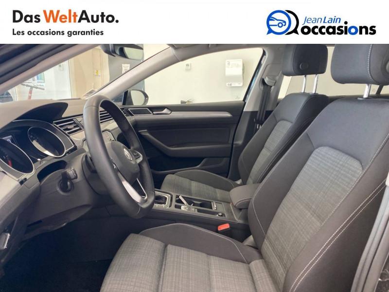 Volkswagen Passat VII Passat SW 1.6 TDI 120 DSG7 Business 5p Gris occasion à Annemasse - photo n°11