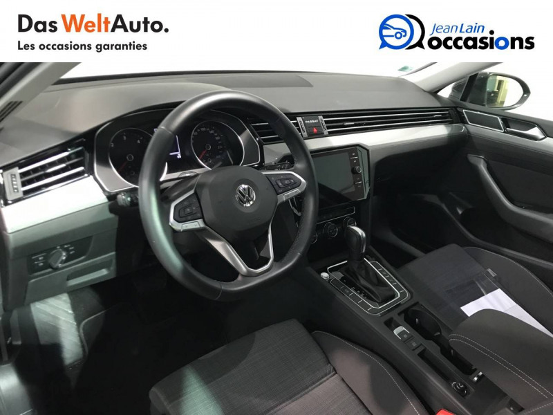 Volkswagen Passat VII Passat SW 1.6 TDI 120 DSG7 Business 5p Gris occasion à Seynod - photo n°11