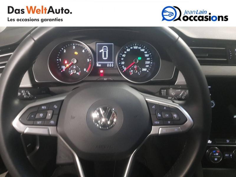 Volkswagen Passat VII Passat SW 1.6 TDI 120 DSG7 Business 5p Gris occasion à Voiron - photo n°12